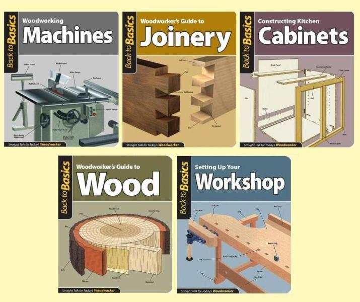 Back To Basics Straight Talk For Today S Woodworker Gordgraff Com