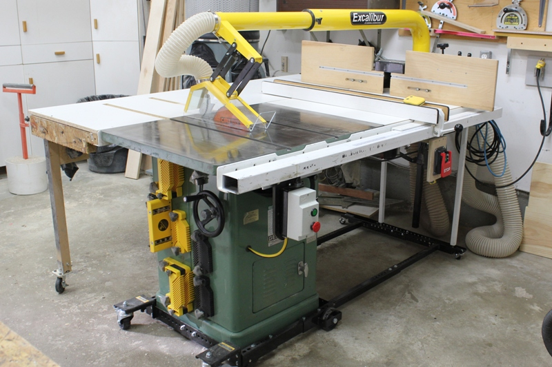Saturday afternoon table saw tune up gordgraff general10 greentooth Choice Image
