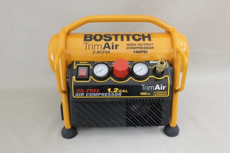 Stanley Bostitch Trim Air Compressor Gordgraff Com