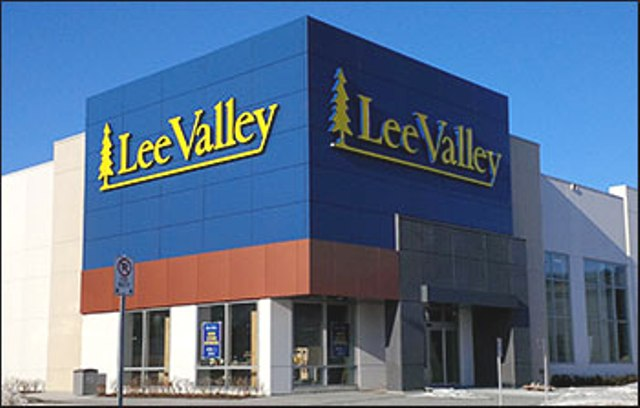 Teaming up with Lee Valley Tools for more Woodworking Seminars.