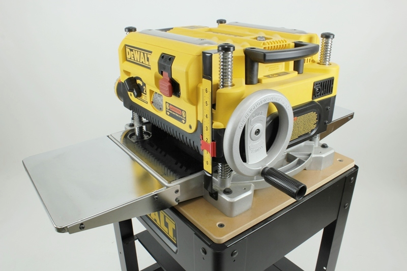Tool Review: DeWALT DW735 13″ Heavy Duty Thickness Planer
